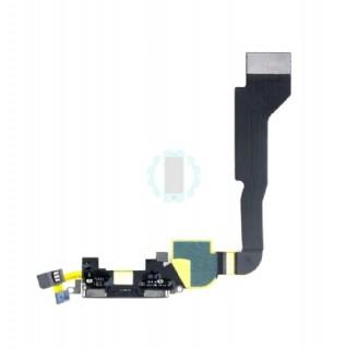 שקע טעינה שחור אייפון 4S