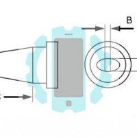 ראש מלחם Weller LT מברג 0.8mm