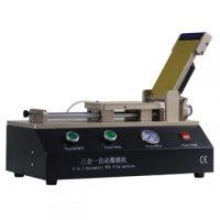 מכונה אוטומטית להדבקת OCA דגם 4 גם לאדג' (משאבת ואקום פנימית)