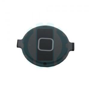 כפתור בית שחור אייפון 4S
