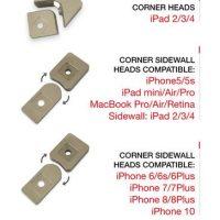 פלייר טק מוצר חדש לתיקון פינות וישרים של אייפון ואייפד מתאים גם למקבוק