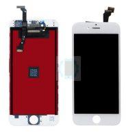 מסך לבן אייפון 6G