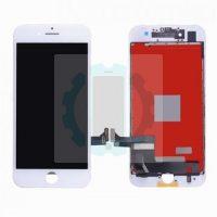 מכלול תצוגה לבן אייפון 8