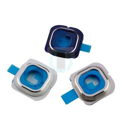 עדשת מצלמה גלקסי S6 כחול