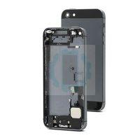 גב אחורי שחור אייפון 5S