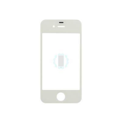 זכוכית לחידוש אייפון 4 לבן