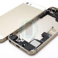 גב אחורי זהב אייפון 5S