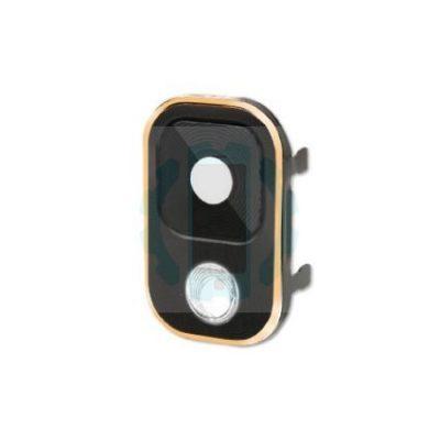 עדשת מצלמה שחורה מסגרת זהב נוט 3