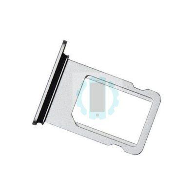 מגירת סים אייפון 8 פלוס לבן