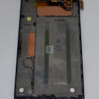 מסך שחור כולל מסגרת Sony Xperia C4