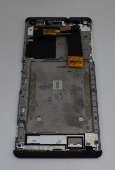 מסך שחור כולל מסגרת Sony Xperia C5