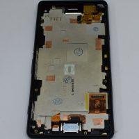 מסך שחור כולל מסגרת Sony Xperia Z3 compact