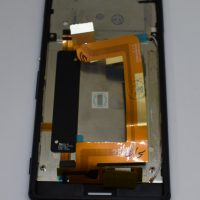 מסך שחור כולל מסגרת Sony Xperia M4