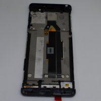 מסך אפור כולל מסגרת Sony Xperia XA