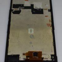 מסך שחור כולל מסגרת Sony Xperia XL39